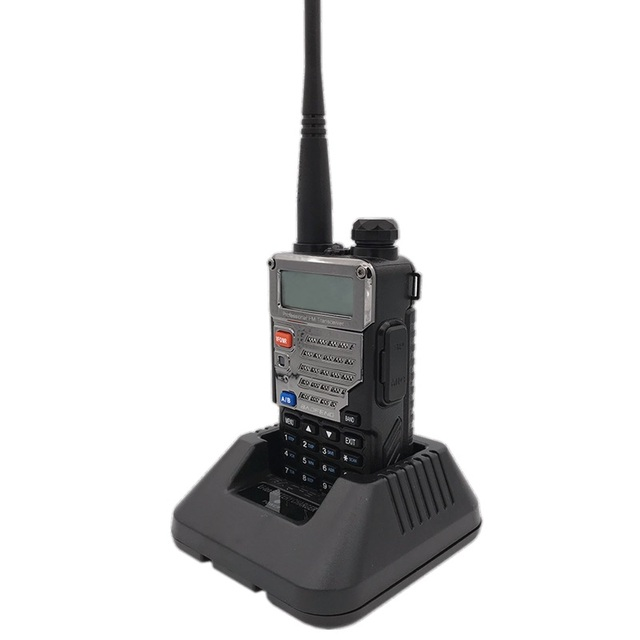 1/2/3/4 BAOFENG UV-5RE Walkie Talkie Update UV-5R Handheld Ham CB Radio Station Amateur UHF VHF HF Transceiver Woki Toki Scanner 5