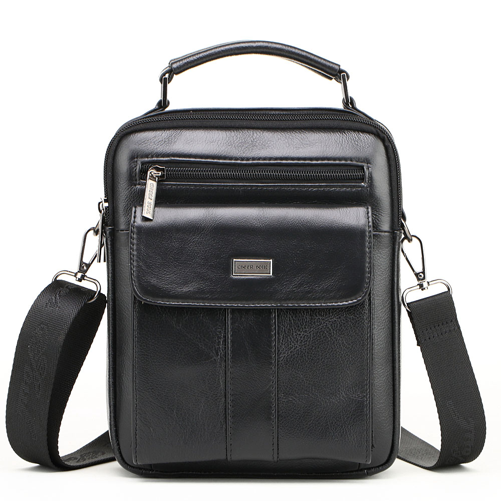 CHEER SOUL Genuine Leather Messenger Bag Fashion Shoulder bags Men Small ipad Male Tote Vintage New Crossbody Bags Mens Handbags cheer