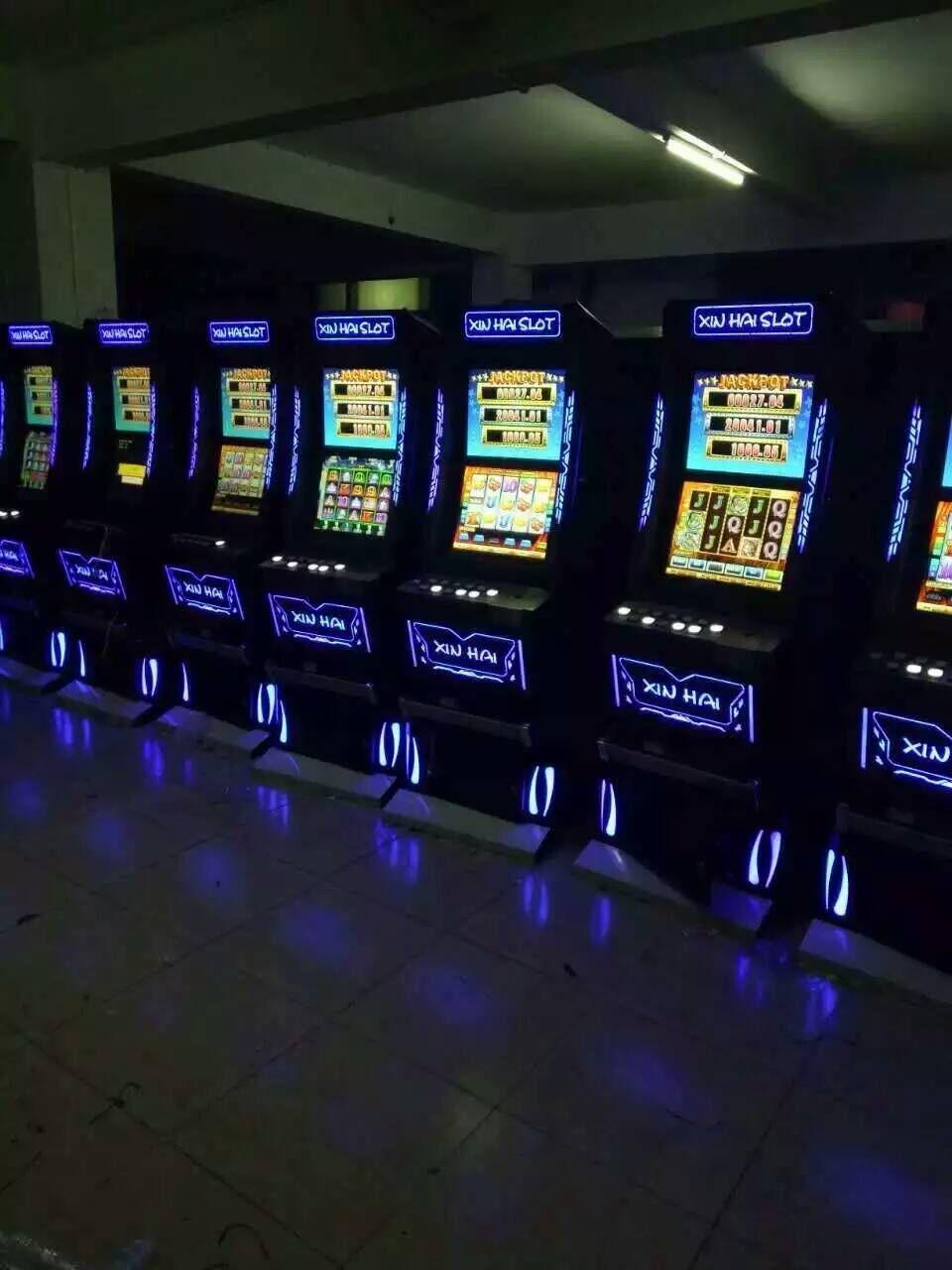 Casino slot machine payout percentage