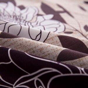 Image 5 - LOVINSUNSHINE שמיכה מלכת שמיכה כיסוי סט יוקרה פרח מצעים סט AB09 #