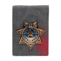 Walking Dead Officer Rick Grimes Young Boys And Girls The Student Individuality Original Working Permit