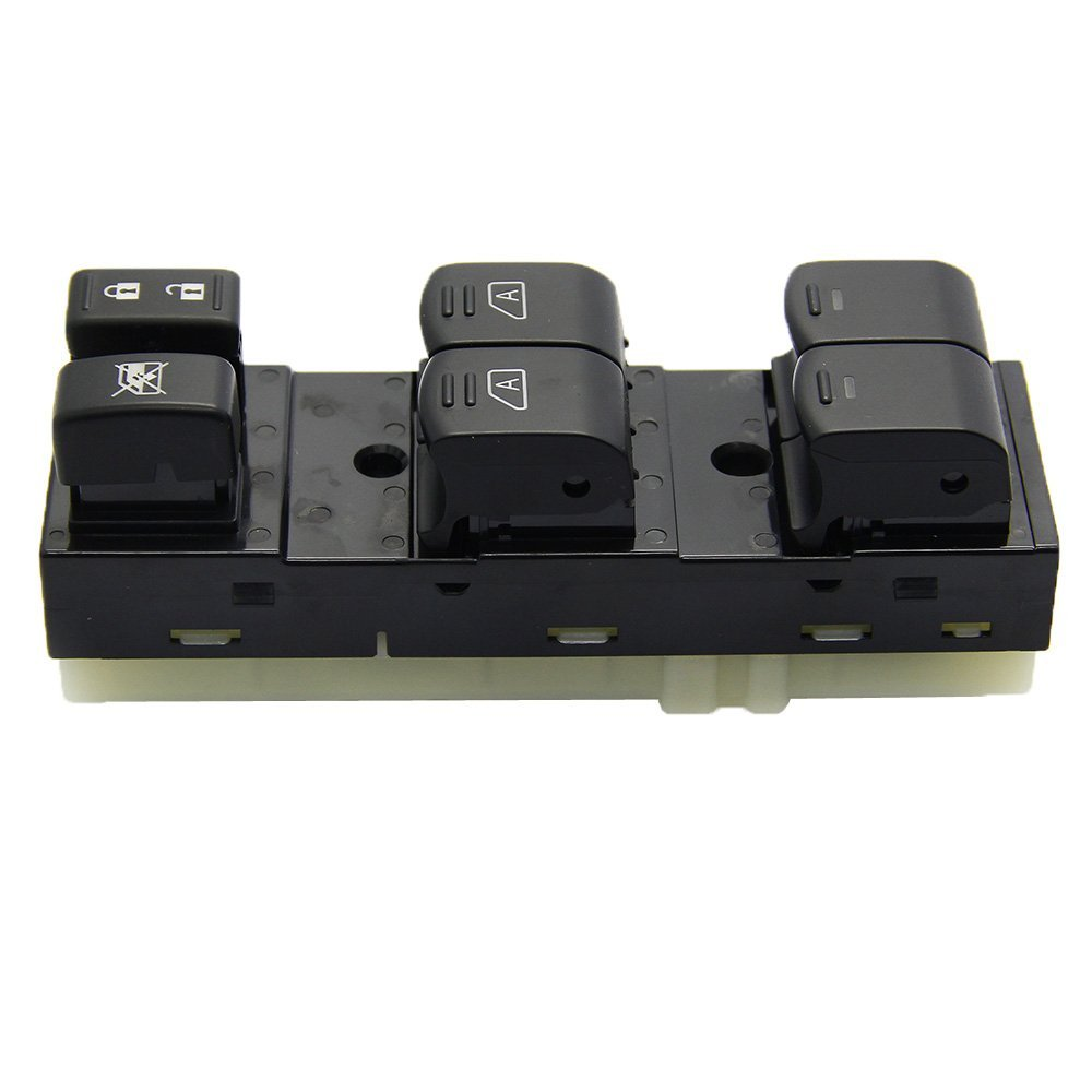 1 PC New Electric Power Window Master Switch For 2005-2007 for Nissan Pathfinder Front SA312 P50  power window driver door switch for nissan altima 2007 2012 25401 zn50c