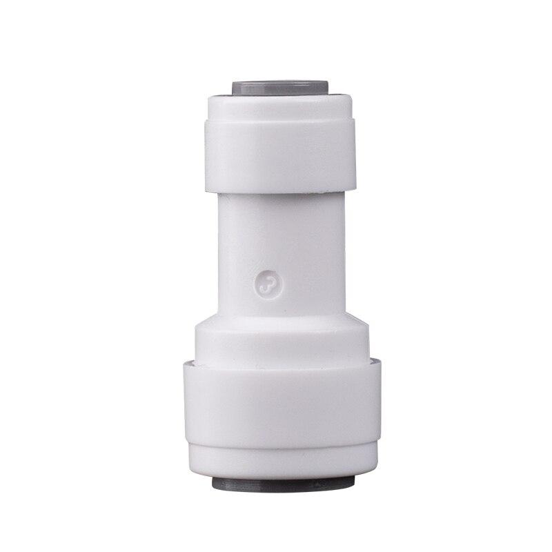 "1//8/""x 1//4/""BSP M//F Conector De tubería de rosca acopladores Recto Pezón Hex 2Pcs"