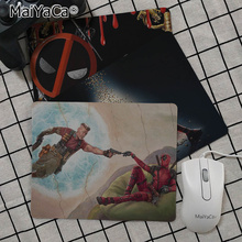 MaiYaCa Top Quality Deadpool  Customized laptop Gaming mouse pad Selling Wholesale Pad
