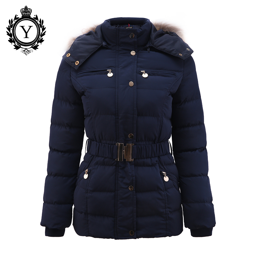 Aliexpress.com : Buy COUTUDI New Arrival Winter Jacket Women Slim ...