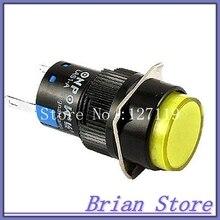 Electrical Circuit DC 24V Yellow LED Indicator Light