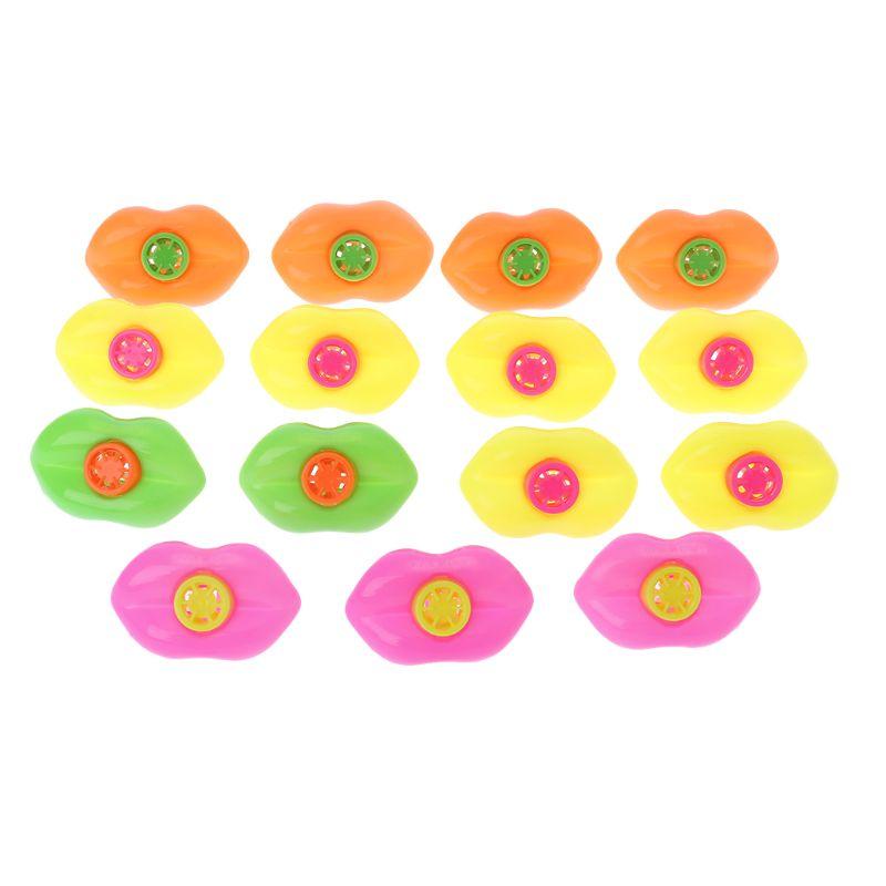 Erfinderisch 15 Pcs Mund Lip Pfeife Kunststoff Spielzeug Kinder Wohnkultur Kinder Party Prop Geburtstag Festival Geschenk Pädagogisches Spielzeug Kann Wiederholt Umgeformt Werden.