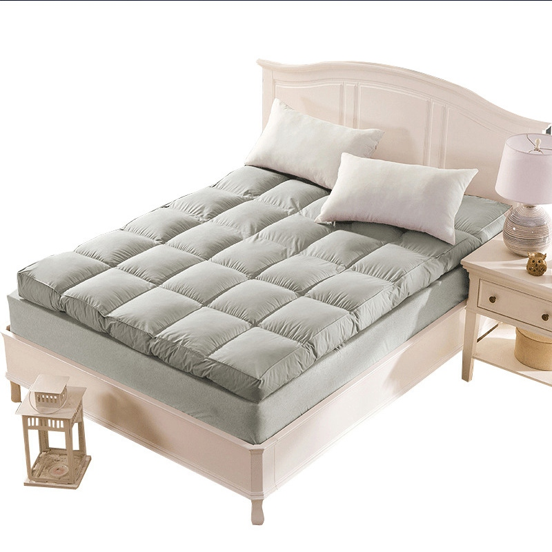 Mattress Rectangle Elegant Bed Pad Breathable Bedroom Hotel Sleeping Cushion Durable Comfort Bed Filled Mat Bedroom Furniture цена и фото