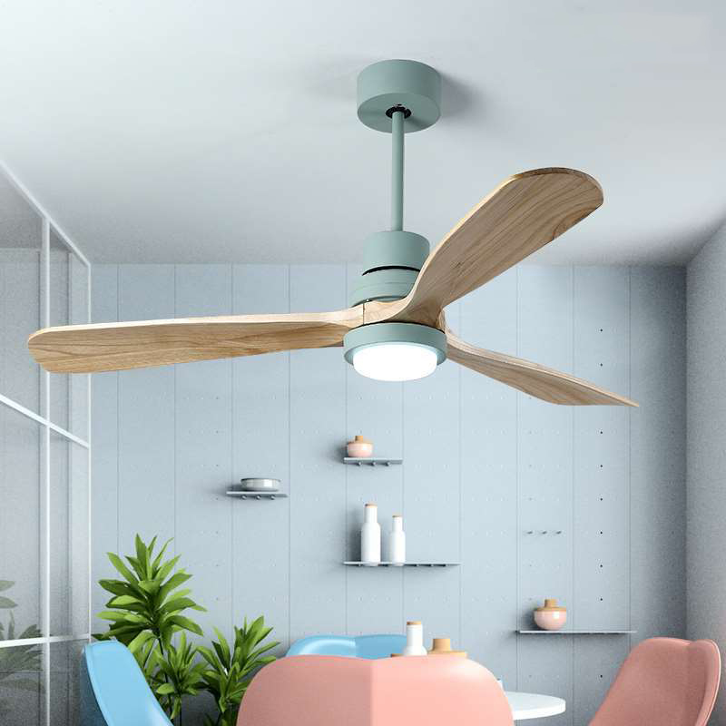 Us 282 0 25 Off Ceiling Fans Lights For Home Decorative Dining Room Bedroom Fixtures Overhead Luxury Hanging Modern Fan With Light In