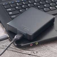 Western Digital WD Elements disque dur Portable externe 1 to 2 to disque dur externe 2.5 pouces USB 3.0 disque dur pour ordinateur Portable