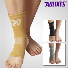 Thick Ankle Support Sports Protector Basketball Running Nylon Ankle Guard Brace Taekwondo Foot Bandage Survetement Football 2018