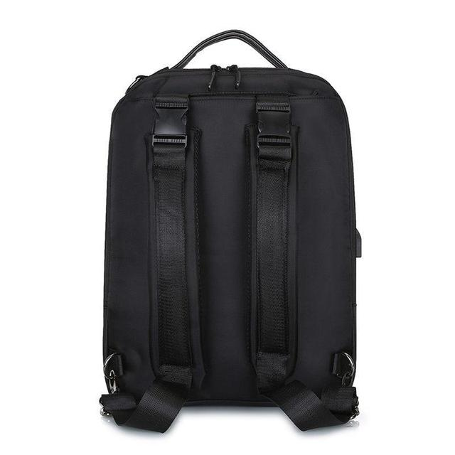 Premium Anti-theft Laptop Backpack with USB Port Multifunction USB charging Men Backpacks For Teenager Fashion Male  3