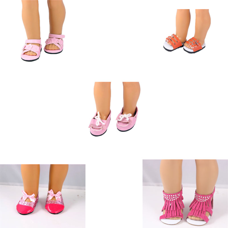 Big Clearance Sale Doll Accessory Baby Born Doll Accessories Doll Shoes Fit 43cm Doll Ba ...