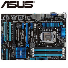 Asus P8Z77-V LX2 Desktop Motherboard Z77 Socket LGA 1155 i3 i5 i7 DDR3 32G ATX UEFI BIOS Original Used Mainboard On Sale