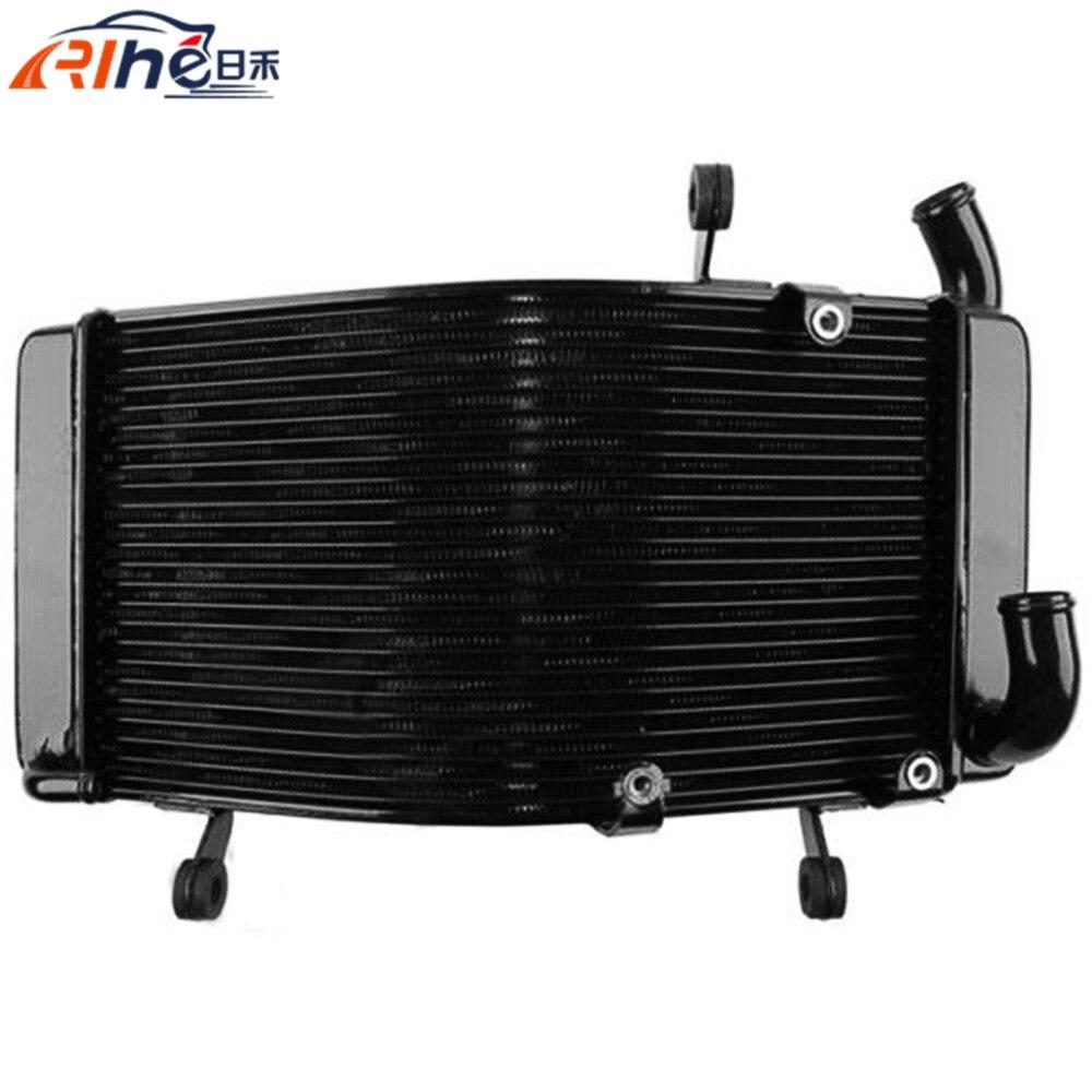 motorcycle radiator cooler aluminum motorbike radiator black For DUCATI 916 996 996S 94 1995 1996 1997 1998 1999 2000 2001 2002