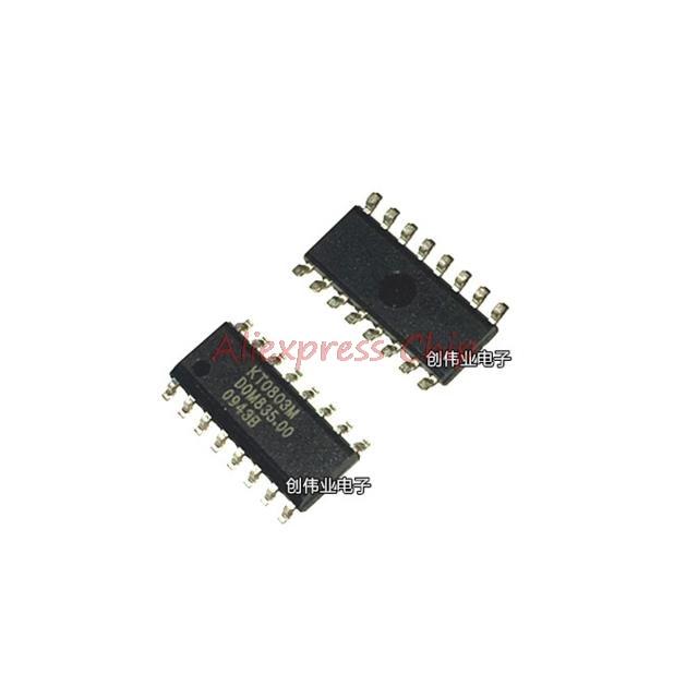 1pcs/lot KT0803 SOP16 KT0803L SOP-16 FM stereo launch chip In Stock1pcs/lot KT0803 SOP16 KT0803L SOP-16 FM stereo launch chip In Stock