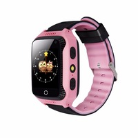 Beste Verkopen Y22 G Kid Smartwatch SOS Call anti-verloren Finder Remote Monitor Sim-kaart Touchscreen gps smartwatch kid