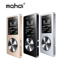 Mahdi Metal MP3 Player Portable Digital Audio Player With 1 8 Inch Screen FM E Book