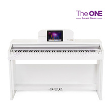 The ONE 88 keys smart upright digital piano educational toys professional musical instruments electronic piano classic white