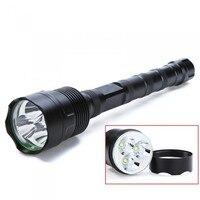 Linternas LED 6000 Lumens 3 CREE XML XM L T6 Led Tactical Flashlight Torch Camping Lighting
