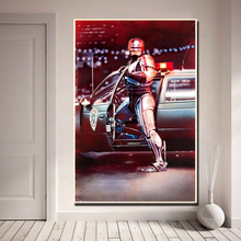 RoboCop Hot Movie HD Canvas Paintings For Living Room Modern Wall Art Oil Picture Poster Bedroom Home Decor