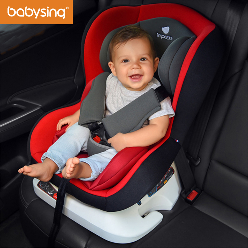 Babysing Baby Car Seat Luxury Convertible Bidirectional Mounting Carseat M2 graco smart seat allinone convertible car seat jemma
