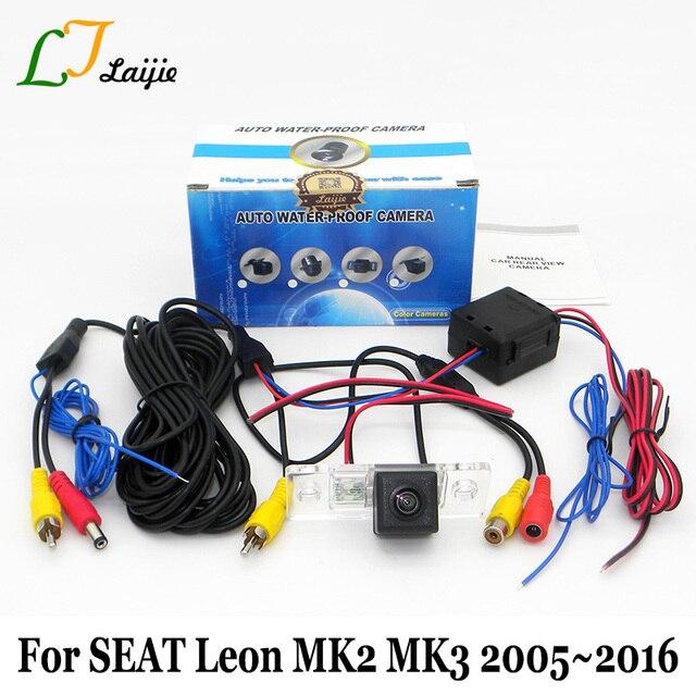 Laijie Auto Rückfahrkamera Für SEAT Leon 1 P 5F MK2 MK3 2005 ~ 2016 ...