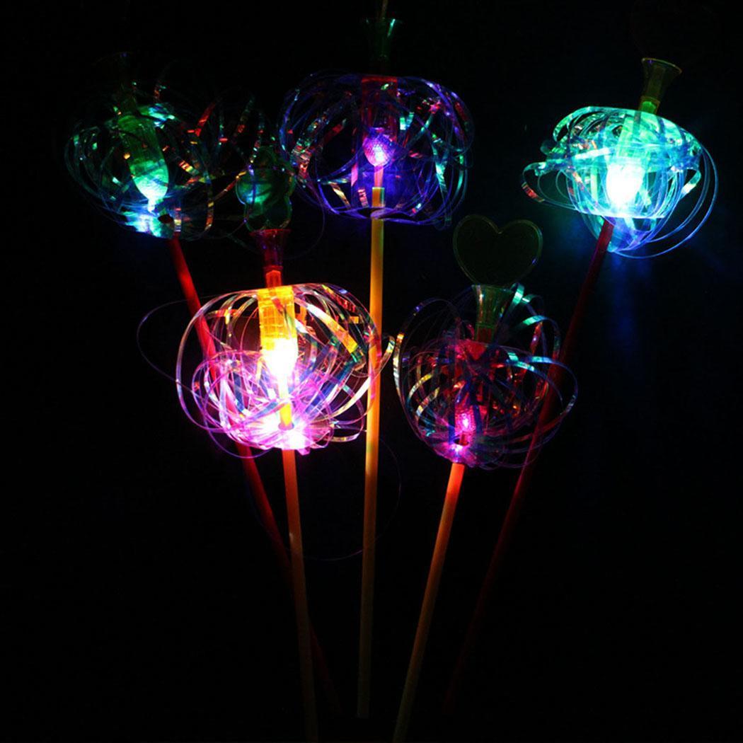 Палка красочный Волшебный Новый палочка Лента флэш пузырь цветок игры вечерние поставки ...