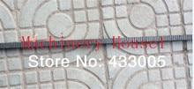 CNC Rack Gear Mod 4  45# Steel Spur Gear 40×40 Length in 1000mm  spur gear rack