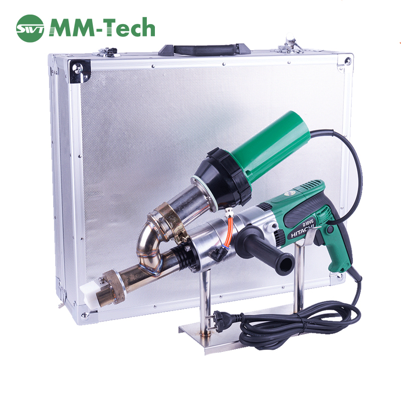 Tools : SWT-NS600E hand held extruder weld machine plastic granules or rod