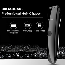 2019 Drop Shpping 5pcs/Set Portable Hair Clippers for Men 110 Minutes Trimmer Super Using 110min