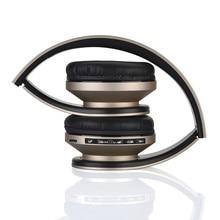 Andoer Digital 4 in 1 Multifunctional LH-811 Stereo Bluetooth 4.1+EDR Headphones Wireless Headset Music Earphone with Micphone