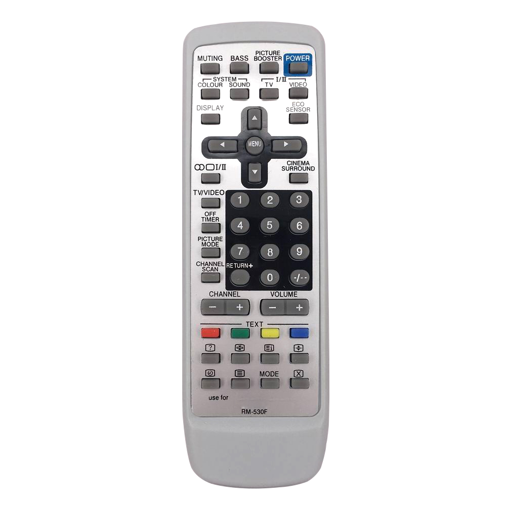 New Universal Replacement For JVC RM-530F TV Remote Control Free Shipping chunghop rm l7 multifunctional learning remote control silver
