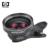 Apexel 2 en 1 profesional hd lente de la cámara kit 0.63x amplia lente macro para iphone se 6 s plus samsung galaxy s7, S6 y Teléfonos Celulares