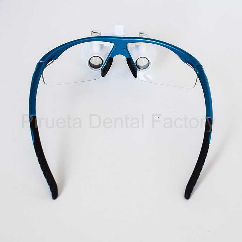 1set Dental Loupes 3.5X420mm Surgical Glasses with LED Head Light Lamp CE Proved Dental Equipment Surgical Dentists Magnifier