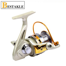 Фотография 2017 New Store Spinning Fishing Reel KF1000-4000 Series Spare Spool 8BB 5.0:1 Jig Ocean Boat Rock Lure Wheel Cheap Free Shipping