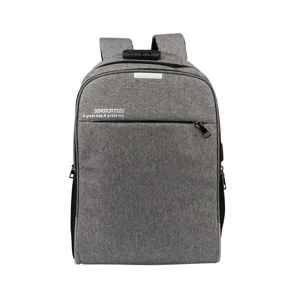 2018 ноутбук рюкзак мужской зарядка через usb пароль Замки Anti Theft рюкзак с штекер наушников световой туристические рюкзаки сумка 1220