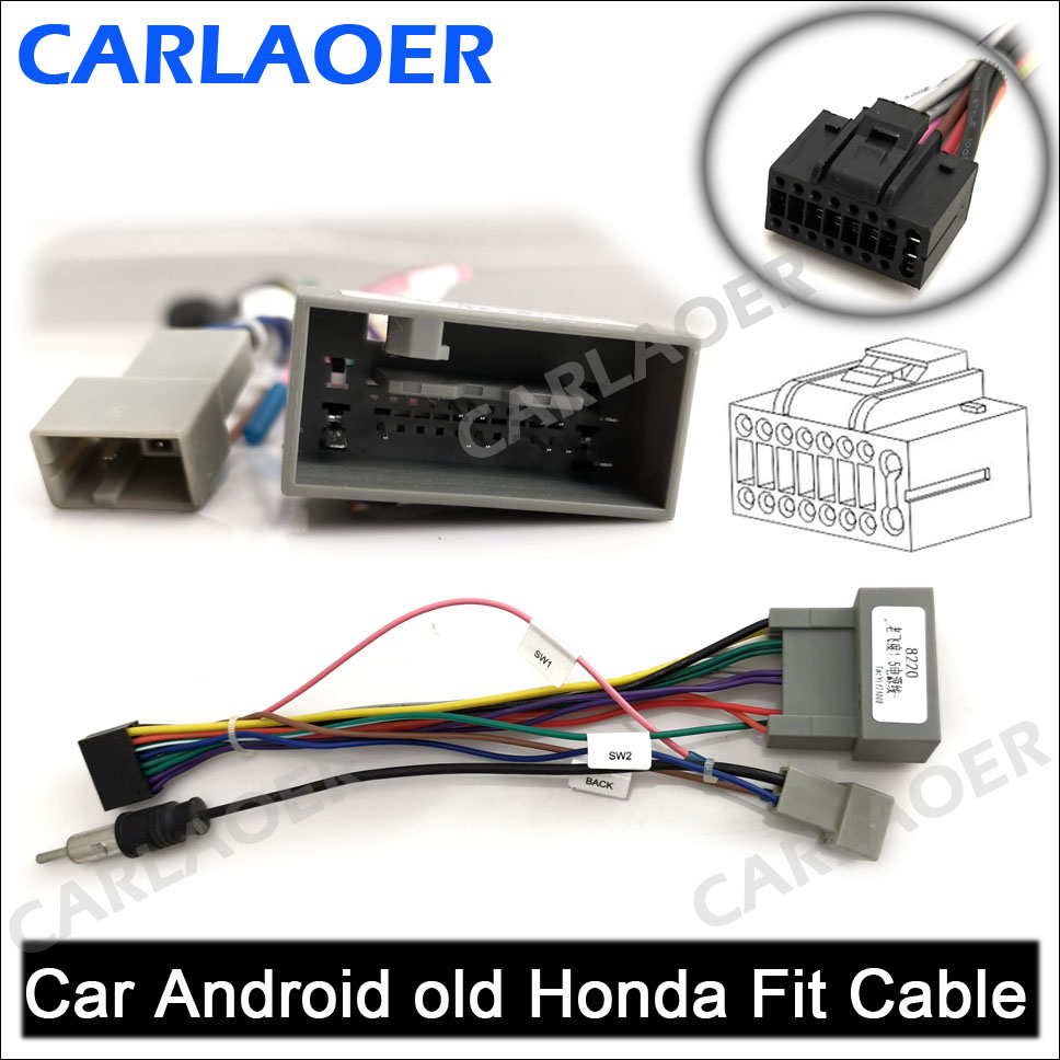 Car Android old Honda Fit Cable