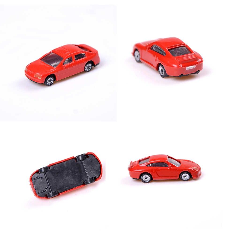 דגמי מכוניות 10 יחידות של מותגים שונים של מכוניות מכונית סגסוגת מתכת חומר קטנוע הורנט מיני גולף לייזר סיטונאי מכירות