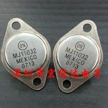 Бесплатная доставка MJ11032 MJ11032G 50A 120 В NPN Дарлингтон-транзистор большой ток gold seal Оригинальный Продукт