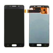 New for Original LCD Display + Touch Panel Replacement for Galaxy A5 (2016) / A5100 Repair, replacement, accessories kg057qv1ca g990 new and original lcd panel