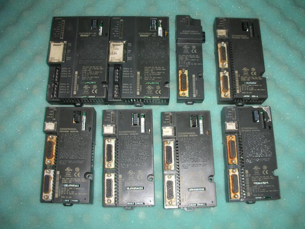 1PC USED FANUC IC200ETM001 GE 1pc used fatek pm fbs 14mc plc