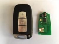QCONTROL Car Remote Smart Key Fit For HYUNDAI 315MHz ID46 I30 I45 Ix35 Genesis Equus Veloster