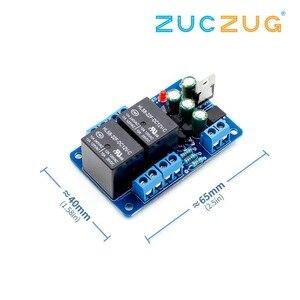 Image 1 - Защитная плата для динамика, компонент аудиоусилителя, DIY задержка загрузки DC Protect DIY Kit для стереоусилителя, двойной