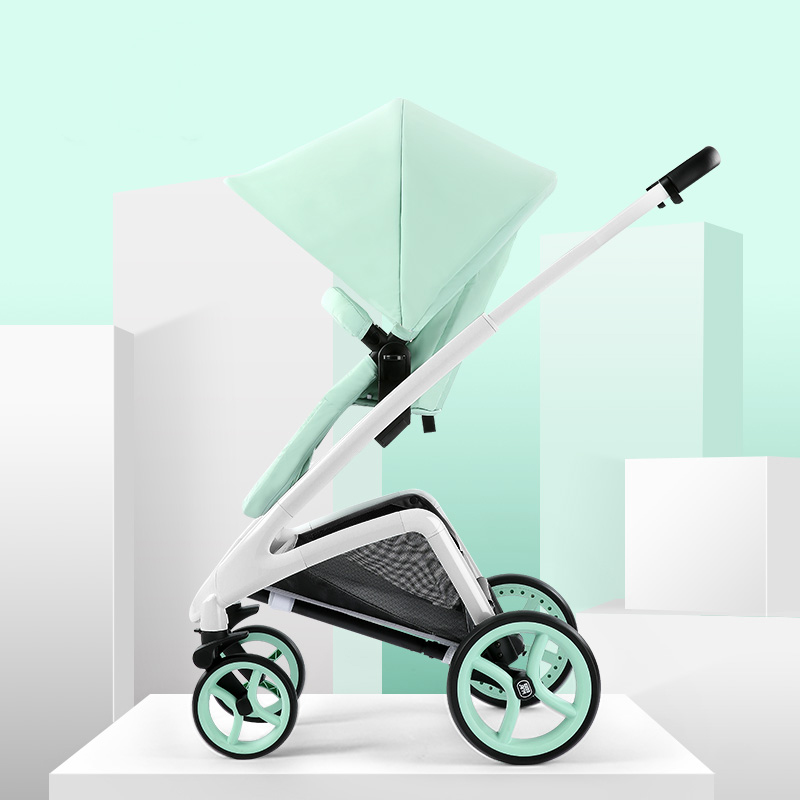 Baby Strollers can sit and lie baby stroller baby stroller can folding Baby stroller winter summer free shipping portableKEYOUBI
