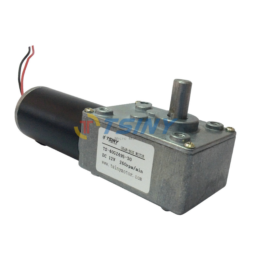electric motor speed reducer 12V260RPM  DCmotor with gear reduction, Free Shipping free shipping 48v 15ah battery pack lithium ion motor bike electric 48v scooters with 30a bms 2a charger