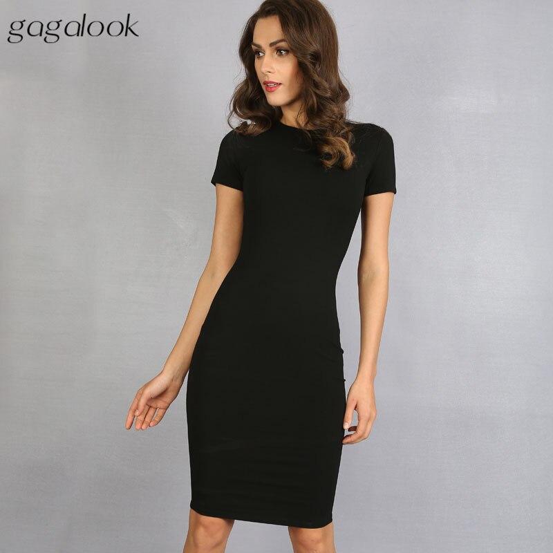 Office Black Dress