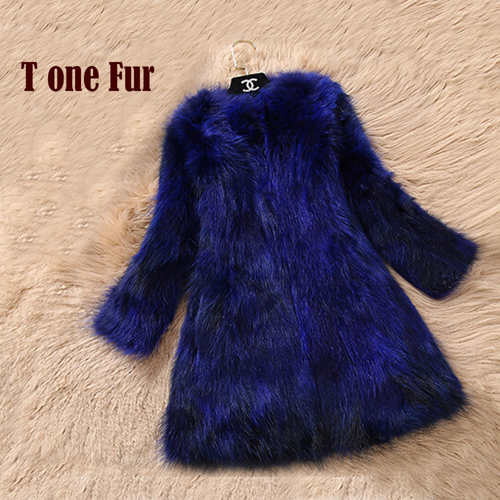 2019 New Arrival Real Fox Fur Coat Lady Top Selling Factory Wholesale Natural Fox Fur Jacket