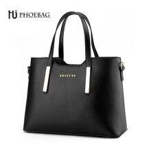 HJPHOEBAG Fashion Female Package Elegant Women Handbag High Quality Leather Shoulder bag All Match Messenger Bags