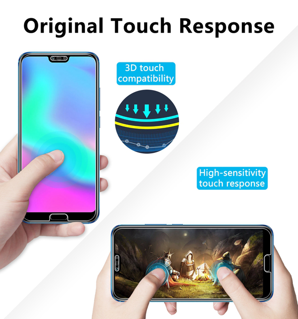 screen protector tempered glass for samsung galaxy A50  A8 Plus 2018 (7)